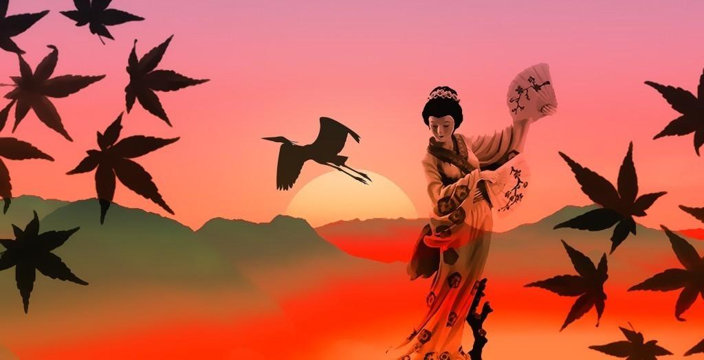 geisha-884684_1920